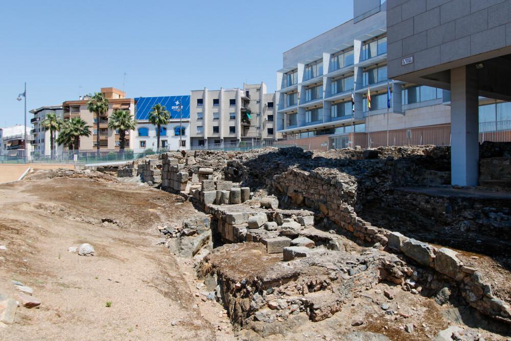 Publicada la licitación de la Fase I de la obra de adecuación del recinto arqueológico de Morerías