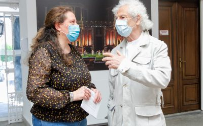 """La portavoz municipal, Carmen Yáñez, destaca que la presencia de """"El Brujo"""" en el Festival """"viene a calmar nuestro estado de ánimo"""""""