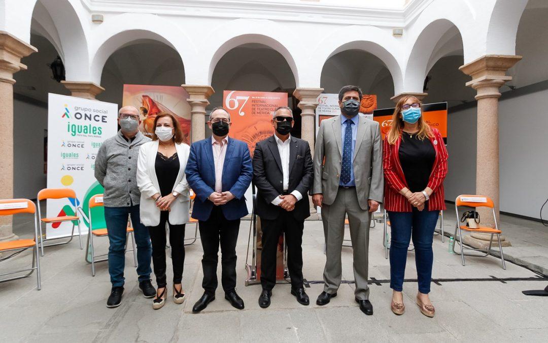 La delegada de servicios sociales destaca la apuesta del Festival de Teatro por impulsar la inclusión