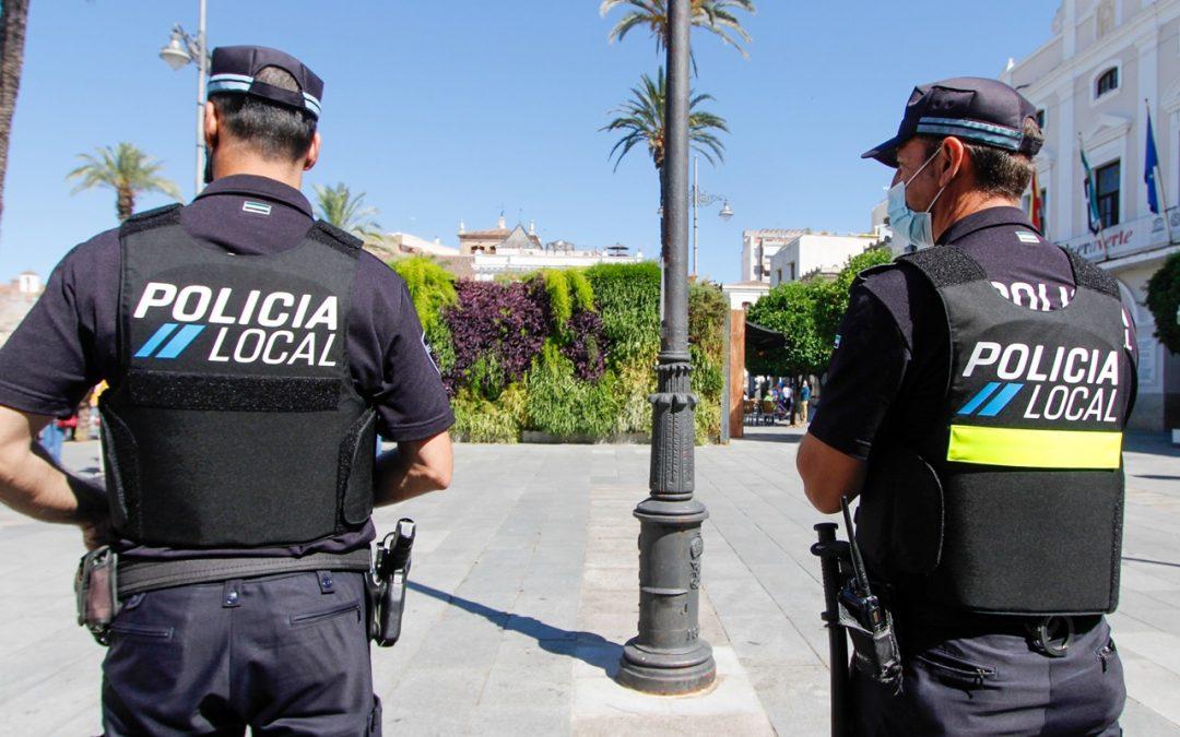 La Policía Local realizó la semana pasada 30 controles de alcoholemia