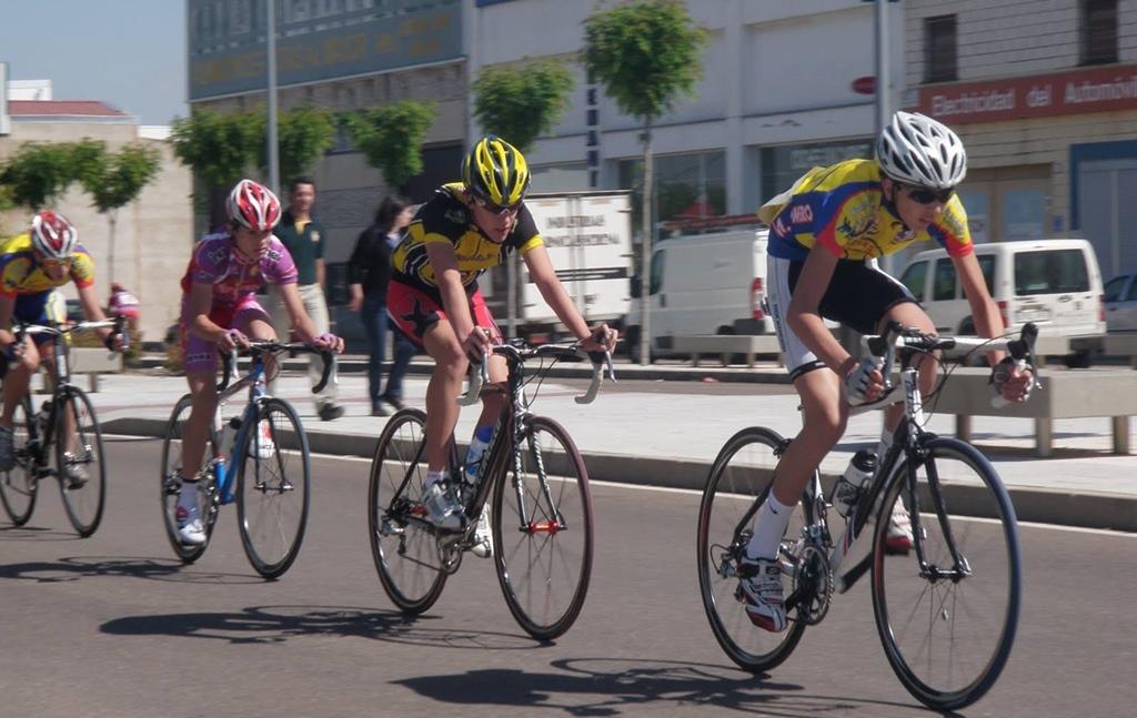El sábado se disputa el Gran Premio de Ciclismo Mérida Patrimonio de la Humanidad