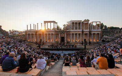 Éxito del Concierto del Grupo de Ciudades Patrimonio de la Humanidad de España que inauguró la 67 edición del Festival de Mérida