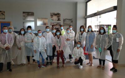 El programa Crisol visita las instalaciones de la Escuela Superior de Hostelería y Agroturismo de Extremadura