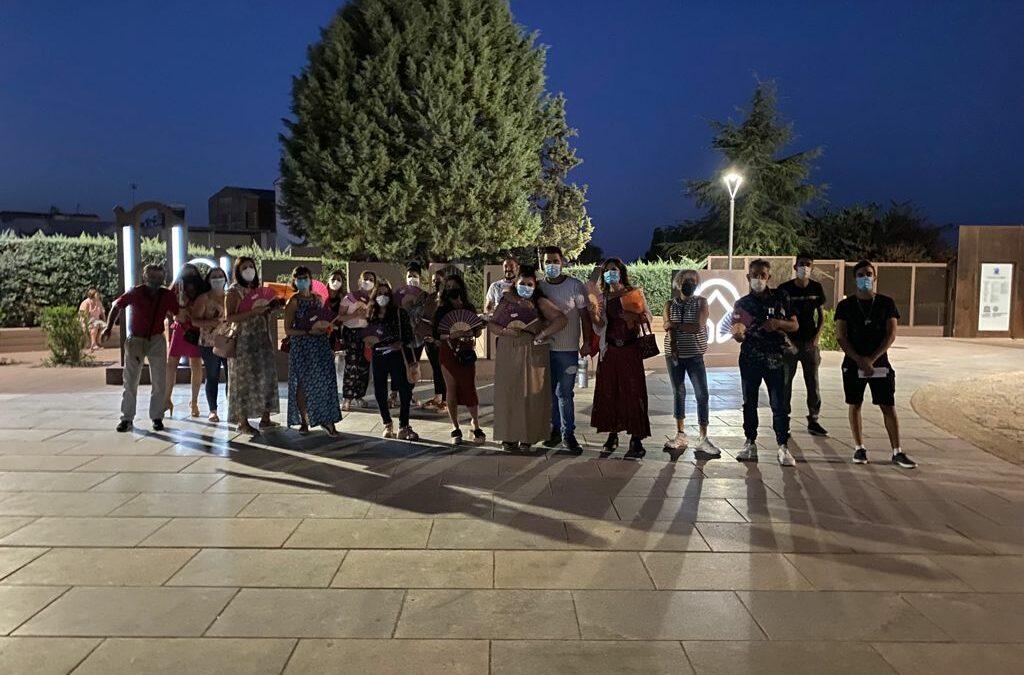 Los participantes del Programa Crisol asisten al estreno de Golfus de Roma