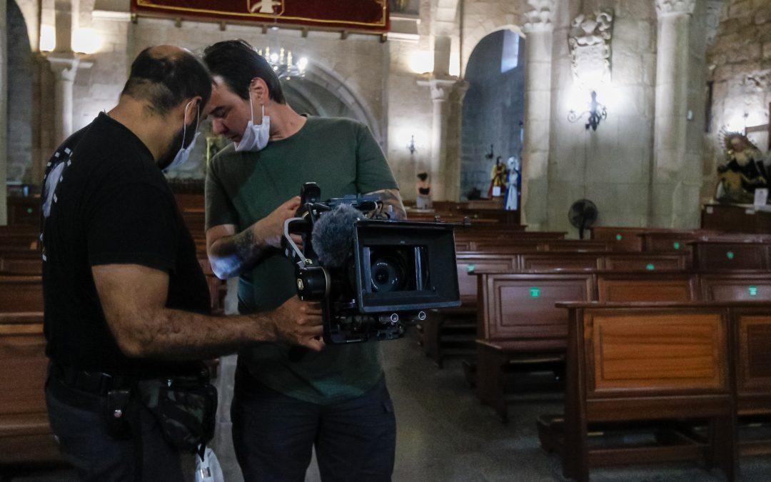 Hoy prosiguen las grabaciones en la ciudad de la película «Un viaje extraordinario»