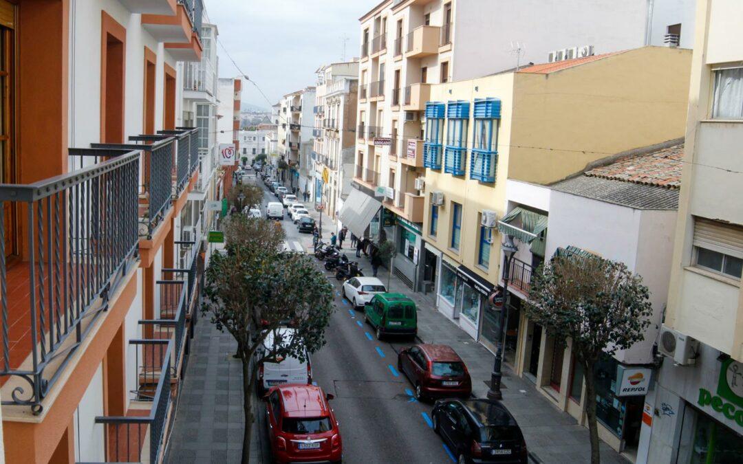 Las calles Félix Valverde Lillo, Arzobispo Mausona y Camilo José Cela estarán cortadas para el acceso a garajes los días 6 y 7 de septiembre
