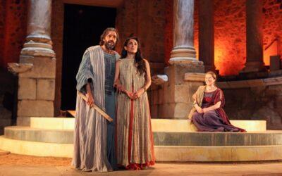 La obra 'Hipatía de Alejandría', sobre la primera mujer filósofa de la historia y la película 'Invictus' en la agenda para el fin de semana