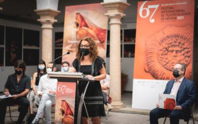 La delegada de Cultura, Silvia Fernández, ha señalado que a la cultura se la defiende haciendo cultura