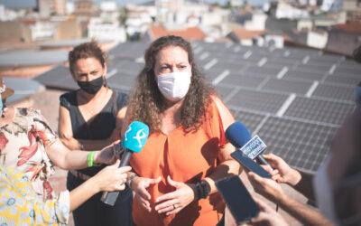 Finalizan los trabajos de mejora de eficiencia energética y climatización del Centro Cultural Alcazaba