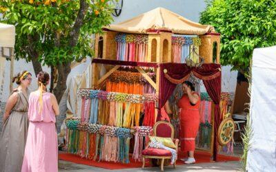 Abierto el plazo de solicitud para participar en los mercados romanos de Emerita Lvdica