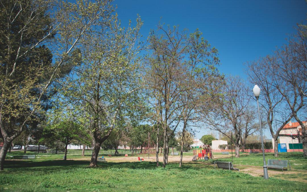 Publicada la licitación para la renovación integral de varios parques infantiles de Mérida