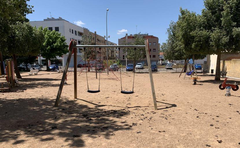 Publicada la licitación para la renovación integral de los parques infantiles del Diocles y San Lázaro