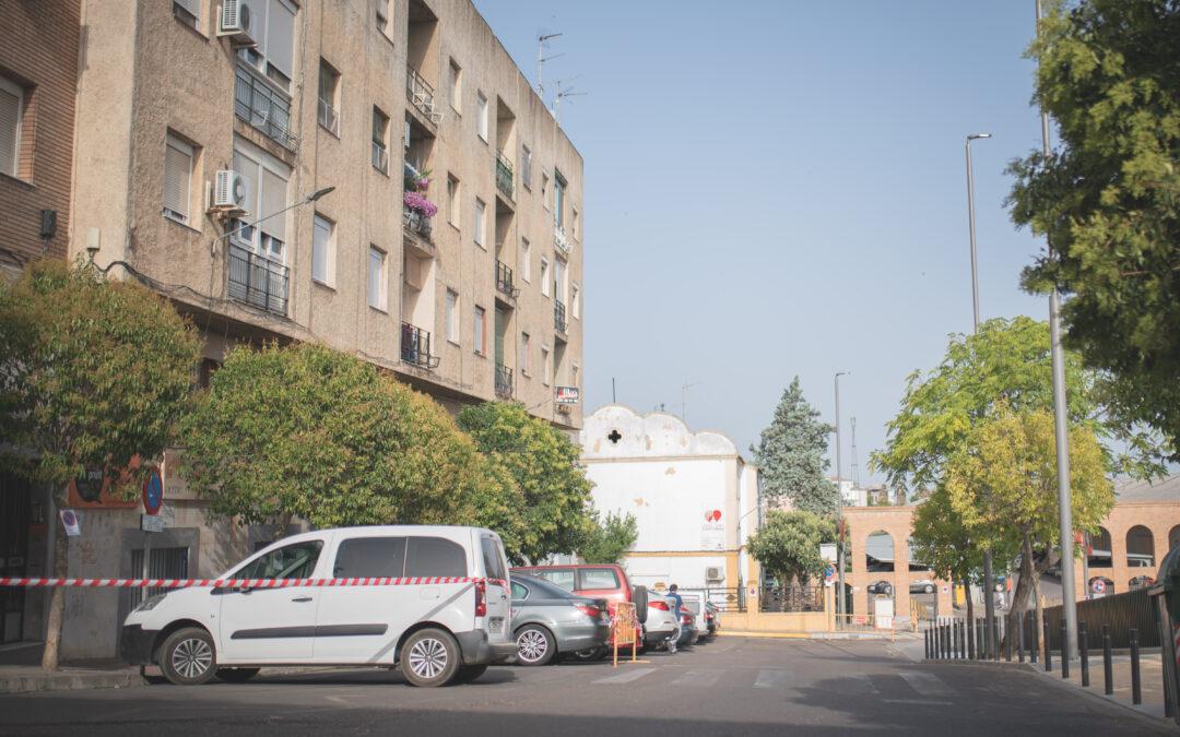 La Calle Cardero deberá estar libre de vehículos desde el jueves 12 a primera hora