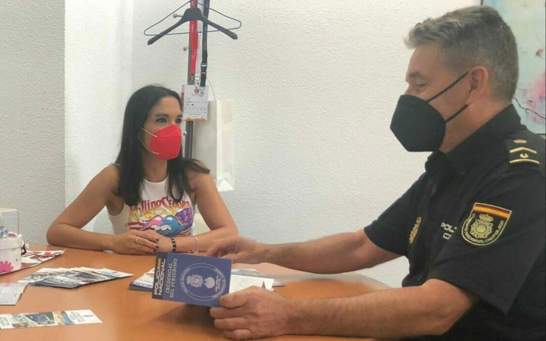 El Plan de Turismo Seguro de la Policía Nacional se desarrolla en la ciudad durante las vacaciones