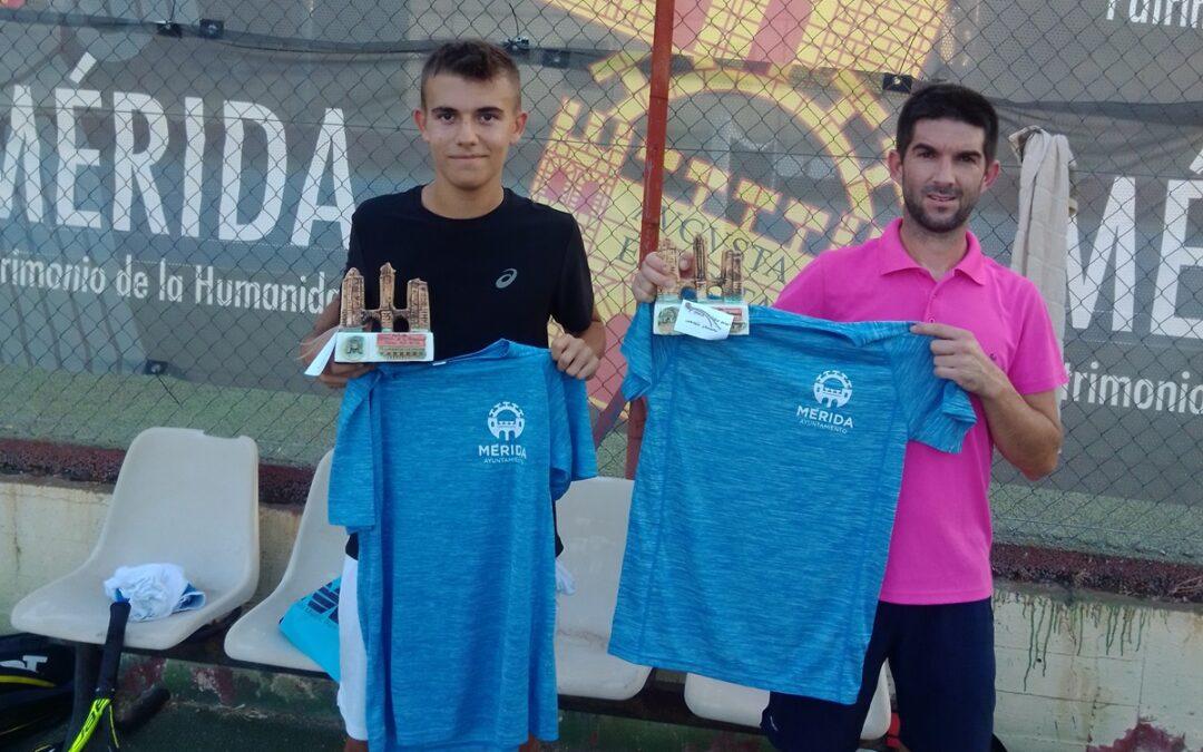 Finaliza, con gran participación, el Torneo de Tenis de Feria