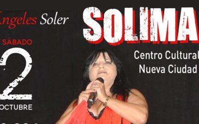 «Entre coplas y guitarra», de Solima, con motivo del Día del Mayor