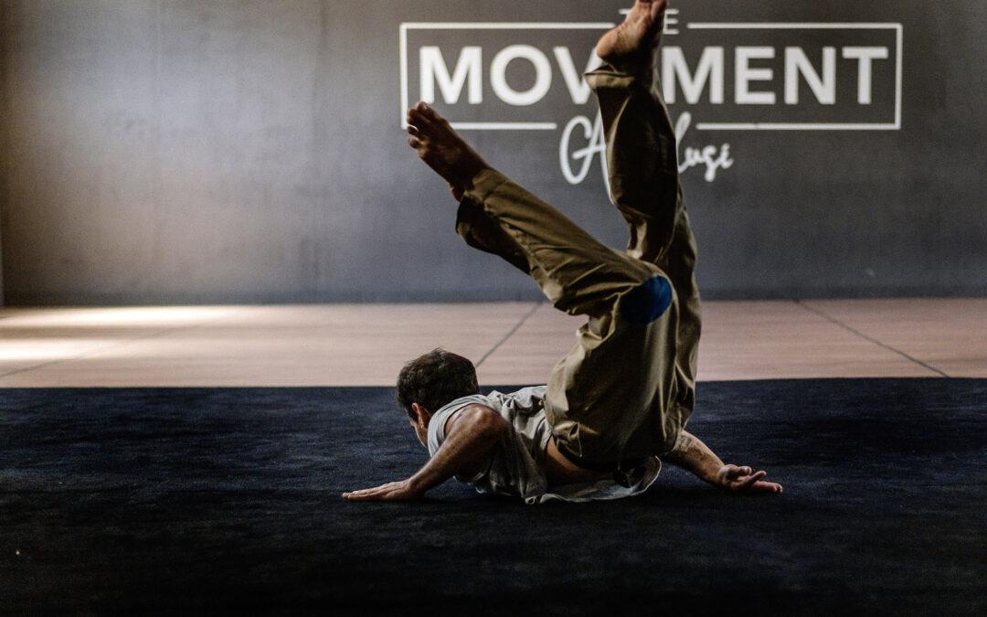 El bailarín Chey Jurado ofrecerá el taller gratuito 'Sensitive Skills' en La Noche del Patrimonio