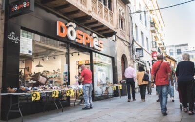 Aumento de público y ventas en el II Outlet urbano celebrado la pasada semana