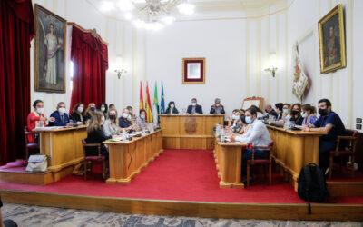 El Pleno Municipal aprueba una declaración institucional de armonización de la política municipal a la Convención Internacional sobre Derechos de las Personas con Discapacidad