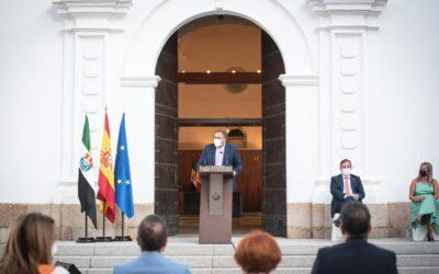 Rodríguez Osuna pide que los ayuntamientos reciban de forma directa parte de los Fondos de Resiliencia