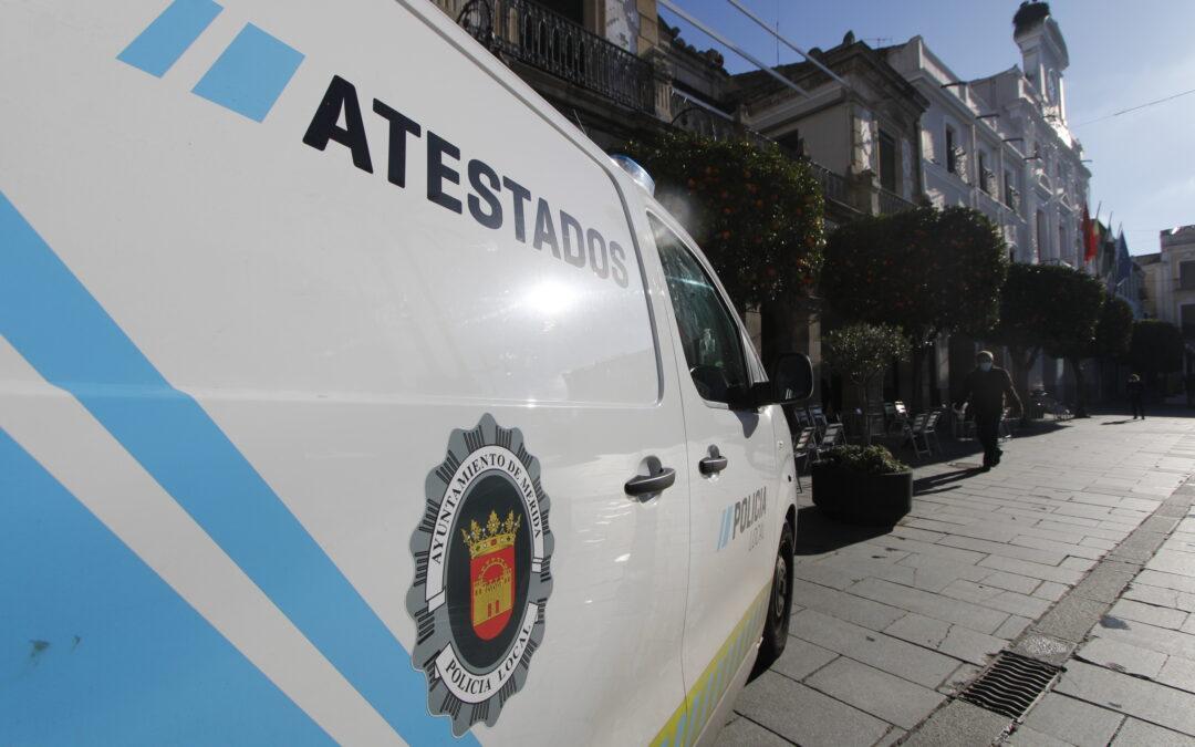 La Policía Local interpuso 12 denuncias por distracción al volante