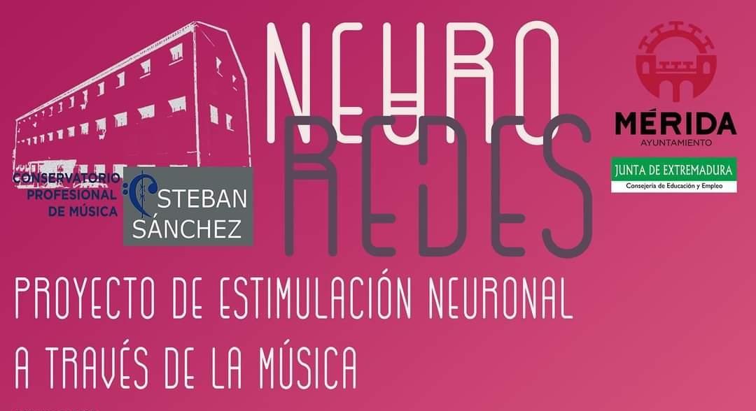 El jueves se abre el plazo de preinscripción para alumnos y alumnas del proyecto Neuroredes del Conservatorio