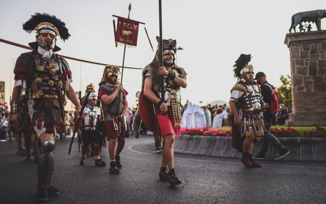 Unas 40.000 personas han disfrutado de Emerita Lvdica llenando las calles y los hoteles de la ciudad