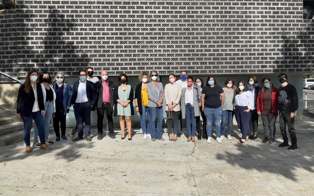 La Lanzadera Conecta Empleo de Mérida afronta su último mes con buenas expectativas de inserción