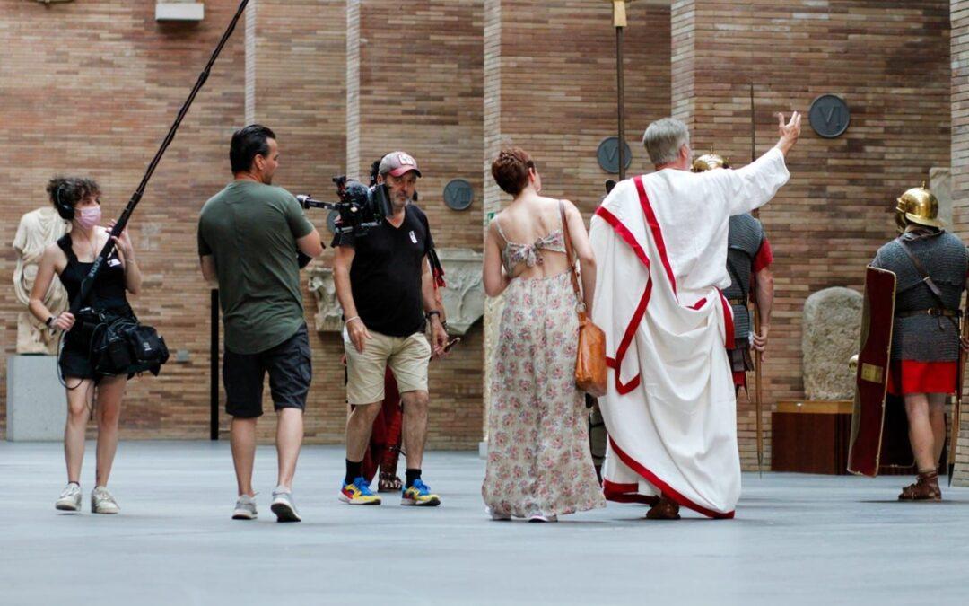 """Mérida y el resto de Ciudades Patrimonio de la Humanidad de España presentan la película """"Un Viaje Extraordinario"""""""