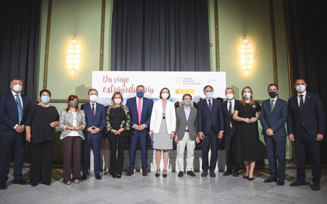 «Un viaje extraordinario» es la apuesta de Mérida y el resto del Grupo Ciudades Patrimonio para su promoción nacional e internacional