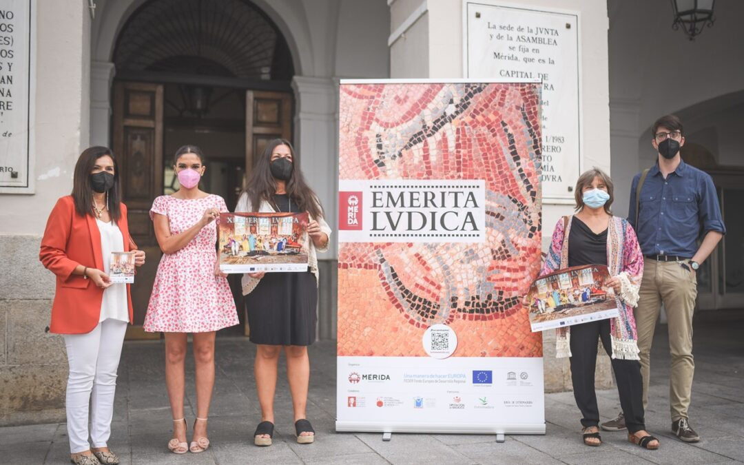 Emerita Lvdica arranca mañana su edición más esperada con más de 50 actividades